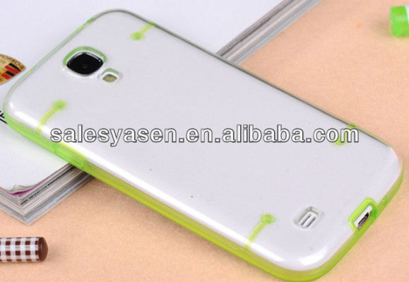 2013 new arrival!Night luminous case for samsung i9500