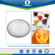 (SERIES MESH SIZE AVAILABLE)FOOD GRADE STABILIZERS CRYSTAL SODIUM SACCHARIN