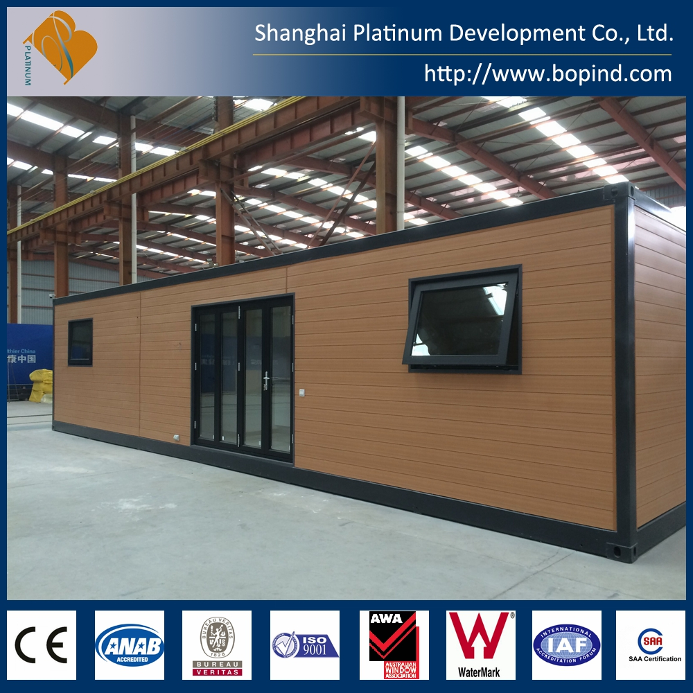 2016 New Design Mobile Finished Container House