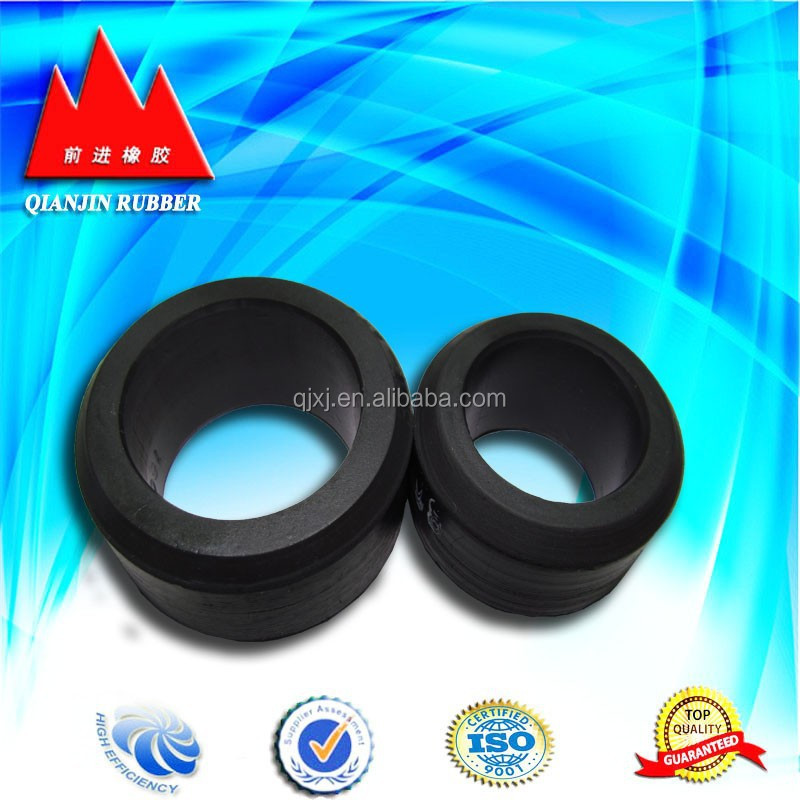 NBR Dustproof waterproof sealing protective rubber sleeve for pipe