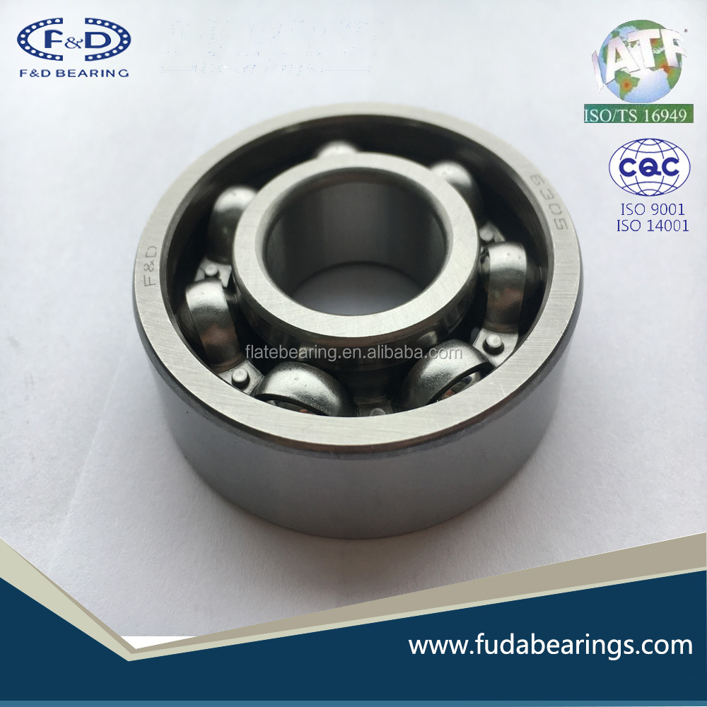 Automobile & Motor Rolling Bearing 6305