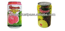 Rubaaaly Fruit Drink/ Malaysia origin/300ml can