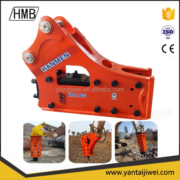 soosan hydraulic rock breaker SB81 for DOOSAN