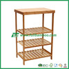 FB6-1019 High Quality Bamboo Shoe Bench / Shoe Rack with Seat