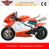 2015 Cheap 49CC 2 stroke kids pocket bike
