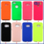 [GGIT] Candy Color 360 Degree Protective TPU Screen Protector PC Cover Hybrid Phone Case For IPhone 7 Celular