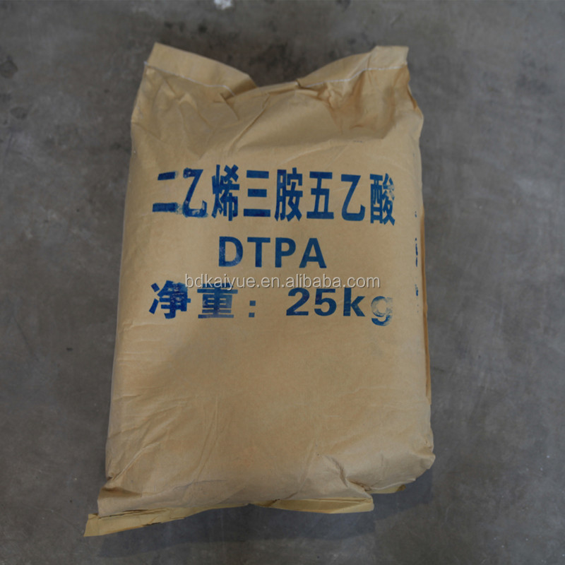 High purity factory direct sale dtpa chelate acid price