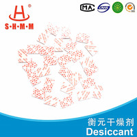Fiber desiccant for biology health food medicine product