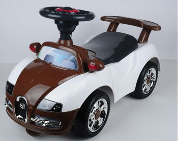 China newest designed baby ride on car, car toys, baby quadricycle