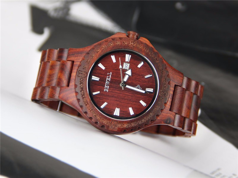 Best Price High Quality Wrist Watch Wholesale Luxury Mens Wooden Watch
