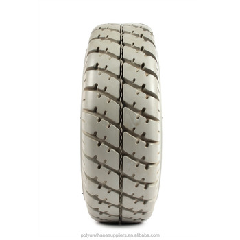 Solid tire used for light portable folding wheel chairs for sale
