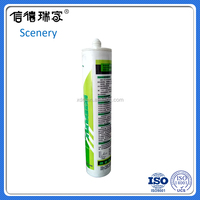 Mildew&Weather proof silicone sealant for glass