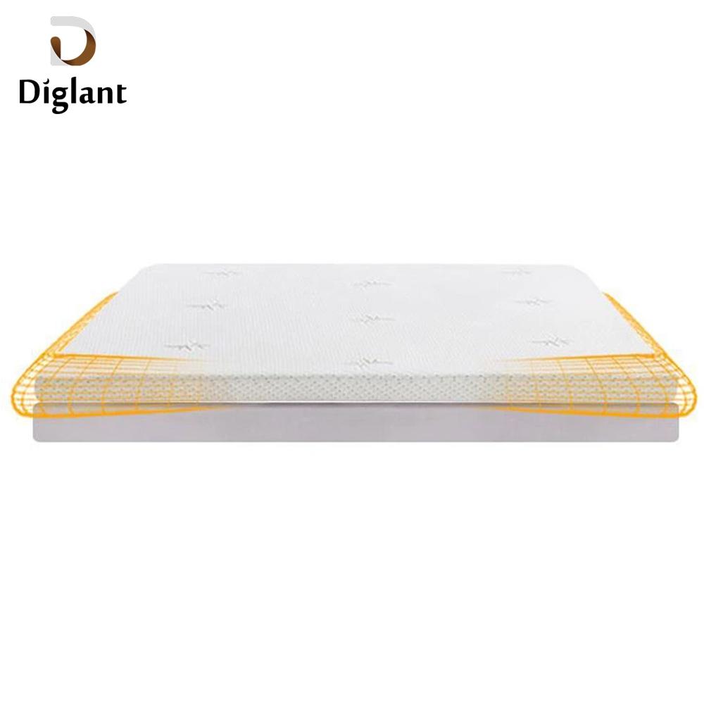 DM019 Diglant Gel Memory Latest Double Fabric Foldable King Size Bed Pocket bedroom furniture Waterproof Mattress - Jozy Mattress | Jozy.net