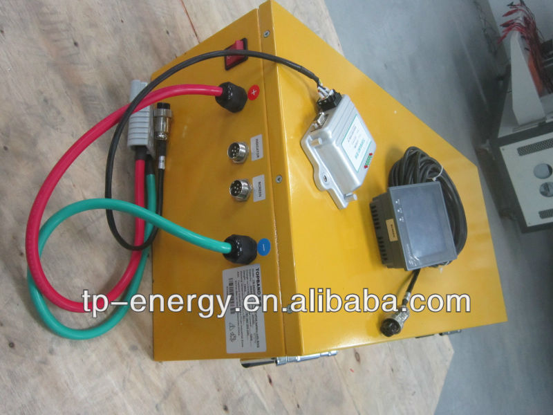 2014HOT electric boat battery 24V200Ah with nano lifepo4