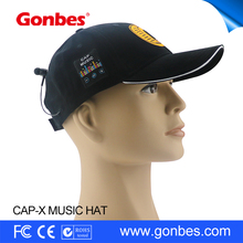 Fashion and popular multi-function adult bluetooth headphones sports cap