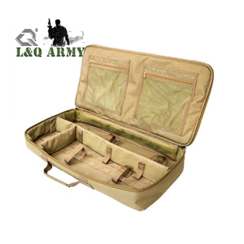 Padded Carbine Rifle Gun Bag  Double Rifle Soft Case