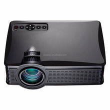 full hd projector SD60 1500lumens portable mini led projector with wifi mobile phone projector better than UC46
