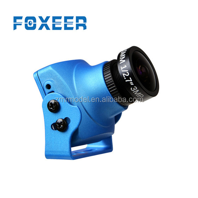 Original Foxeer Monster V2 <strong>1</strong>.8mm 1200TVL <strong>1</strong>/3 CMOS 16:9 PAL/NTSC IR Block Mini Camera <strong>w</strong>/ OSD and Audio For RC Multicopter Models