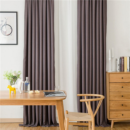 Turkish curtains and drapes electric smart home blackout curtain for the living room