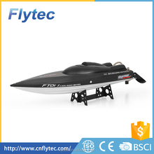 Original Feilun FT011 2.4G RC Racing Boats 55KM / H High Speed rc boat brushless Brushless Motor Remote Control Toys