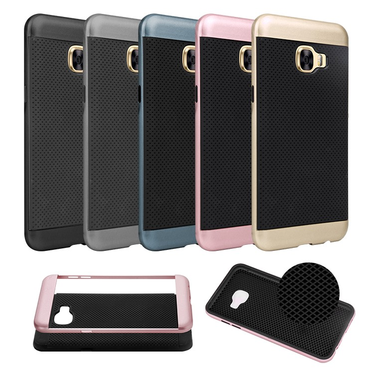 Armor Case TPU PC Phone Case For Samsung Galaxy C5