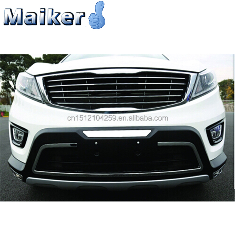 Cheap Price Car Accessories For Sportager 2015 Front Bumper Car Parts