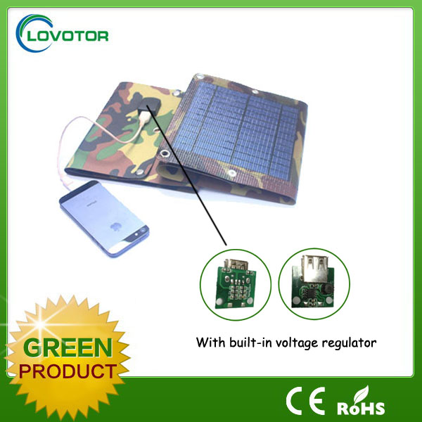 China panel foldable bag multi-purpose portable solar charger with output usb for mobile