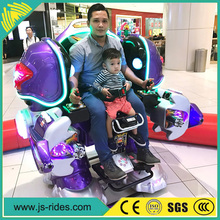 amusement park equipment walking robot kiddie ride equipment for sale