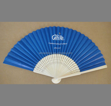 custom printed wedding favors elegant Chinese hand fans