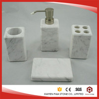 Hot Sale Beautiful Novelty Women Buy Marble Bathroom Accessory