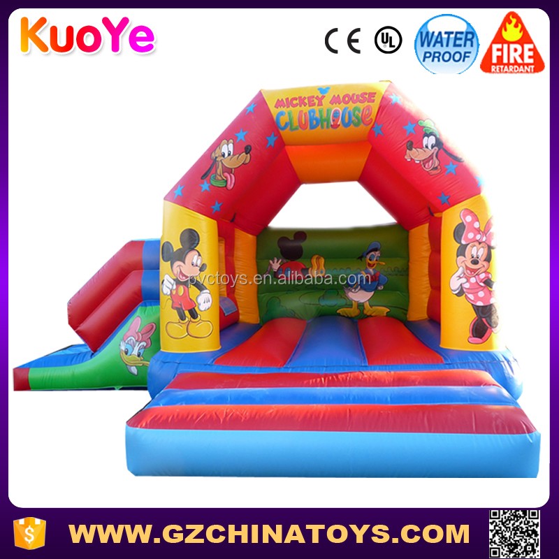 kids train trampoline bed infaltable bouncer