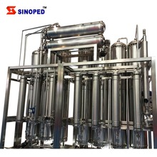 ro water plant price for 10000 liter/containerized water treatment plant/industrial RO