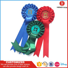 Customized Horse Printed Design Ribbon For Horse Racing Game