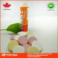 Pharmaceutical factory oem multivitamin tablets