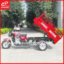 KAVAKI Electric Start / Kick Thailand Tuk Tuk Cargo Motorcycle For Sale