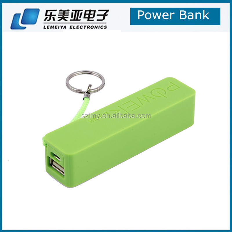 Quality 2000mah Perfume Portable Mobile Phone Power Bank External Emergency Battery Charger