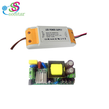 High quality led power supply high pf 20w 24w 30w w dc 12v led driver constant voltage
