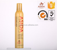ASIDA Colour Magician hairspray for hair extensions