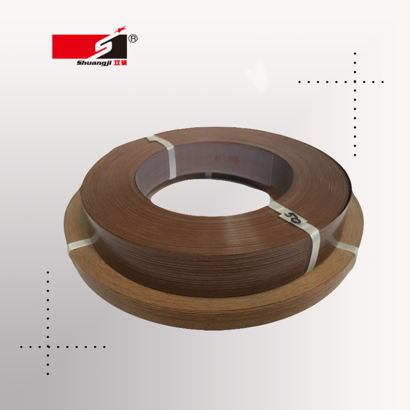 Shocking wood grain abs and pvc edgebands