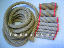 China supplier offer 3mm-60mm natural jute rope