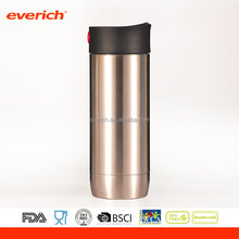 450ml Eco Friendly Vacuum Insulated Thermal 18/8 Stainless Steel Travel Mug