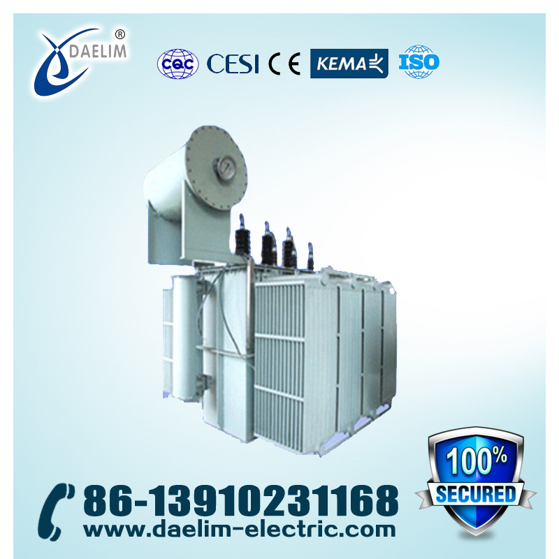 Good Quality Outdoor 1000 kva Electrical Power Oil Transformers
