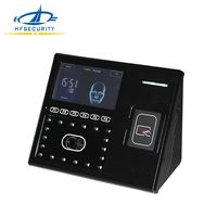 Alibaba Spanish Brand New Face Recognition Office Equipments Time Attendance Device (HF-FR401)