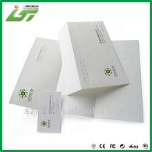 high quality customized envelope set with letter paper with competitive price