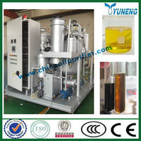 New type and high quality used engine oil recycling equipment made in China