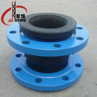 Chinese manufacturer flexible EPDM,NR,NBR rubber expansion joints covers