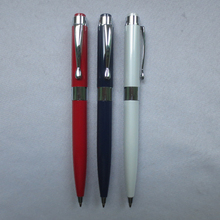 gift promotional metal ball pens promotional writing desk cheap metal ballpen