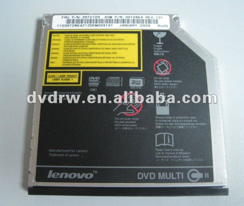 for LENOVO T40 T60 series dvdrw drive