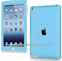 Carbon Fiber Sticker/Skin & Screen Protector for iPad Mini 2 Fatory in Shenzhen