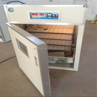 high hatching rate 350 eggs full automatic poultry egg incubator and hatching machine for sale